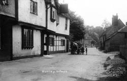 old photo of pub