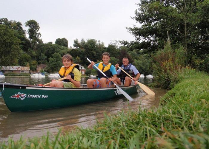 canoe boat