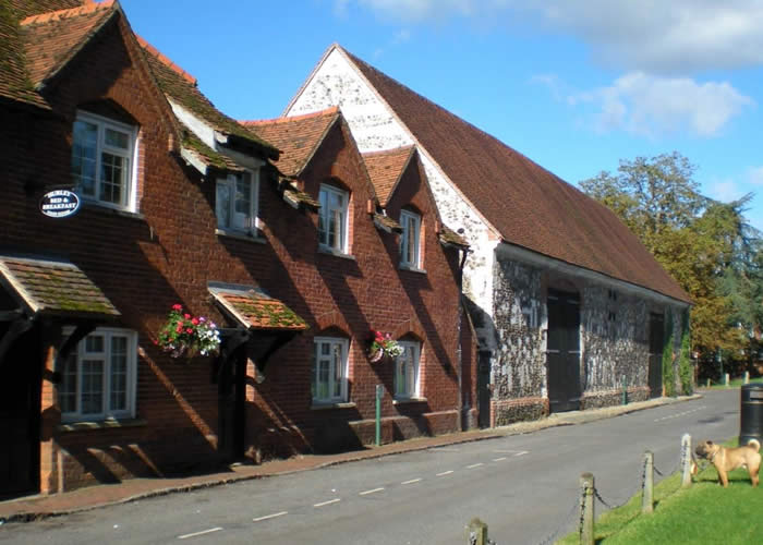 hurley village