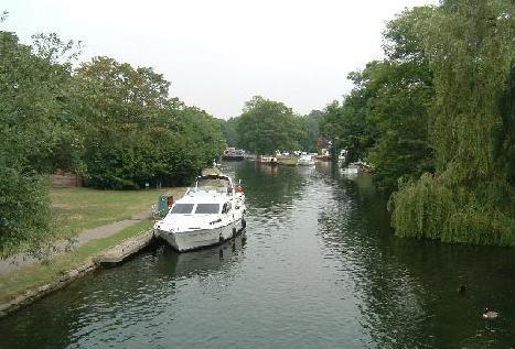 hurley boat lock